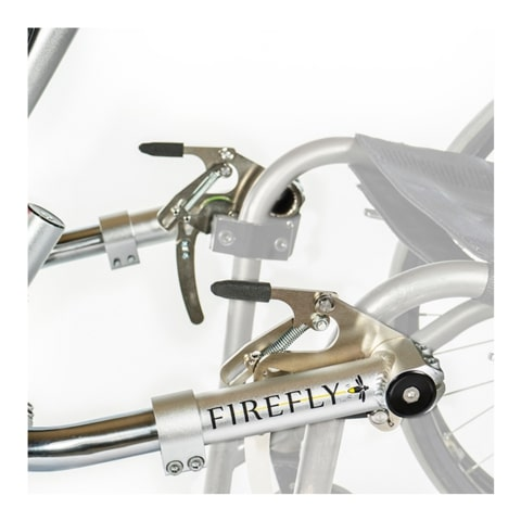 Rio Mobility Firefly 2.5 Electric Scooter Attachment Ports