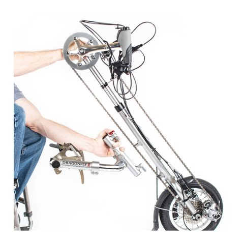 Rio Mobility Dragonfly 2.0 Manual Handcycle Detachable Frame