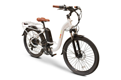 E-Wheels Power Electric Bike BAM-STEP THRU