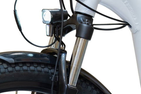 Image of EWheels BAM-Step Thru Electric Powered Bicycle