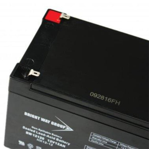 Bright Way Group BW12120 F2 12V 12AH SLA Battery