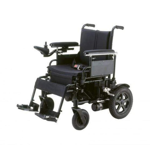 Drive Medical Cirrus Plus EC Folding Power Wheelchair CPNFBA