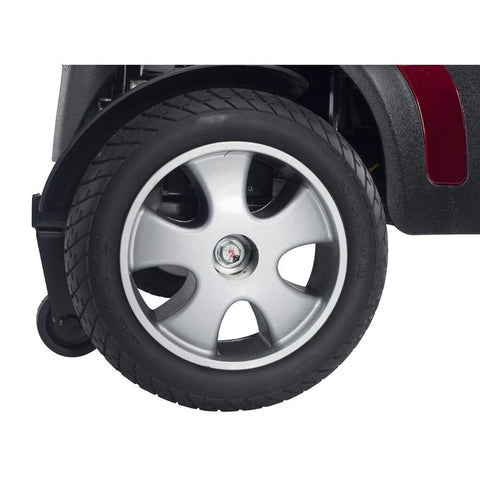 Image of Drive Medical Phoenix HD 4 Wheel Mobility Scooter PHOENIXHD4 Thick Rubber Tires