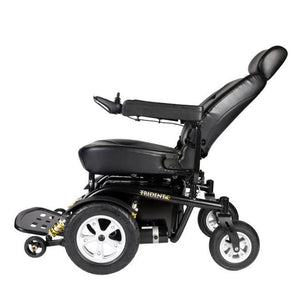 Drive Medical Trident HD Front Wheel Drive Power Wheelchair 2850HD With Seat Reclined