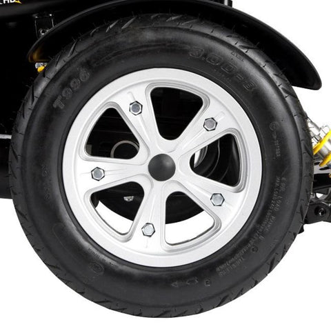 Drive Medical Trident HD Front Wheel Drive Power Wheelchair 2850HD Tire