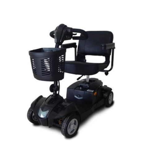 Image of EV Rider CityCruzer Portable 4-Wheel Mobility Scooter In Black