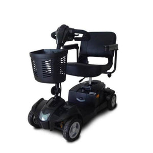 EV Rider CityCruzer Portable 4-Wheel Mobility Scooter In Black