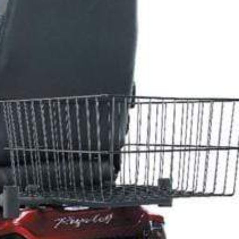 "EV Rider Large Rear Wire Basket 16""L x 16""W x 9""Deep [REAR MOUNTING BRACKET REQUIRED] HW-94018036"
