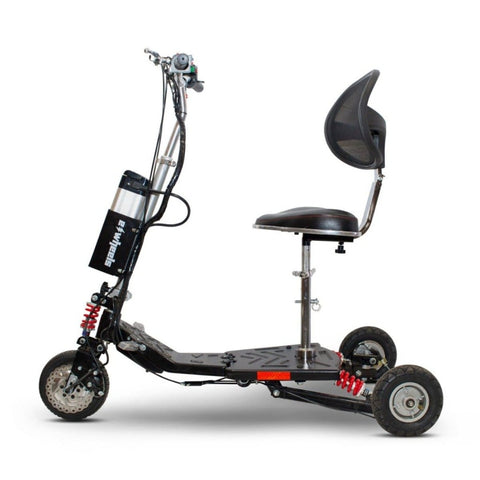 Image of Ewheels EW-07 Eforce1 Portable Scooter Left Side View