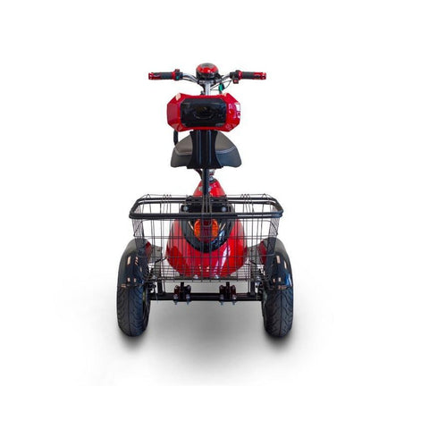 Image of EWheels EW-19 Sporty Mobility Scooter Rear View