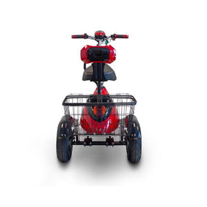 EWheels EW-19 Sporty Mobility Scooter Rear View