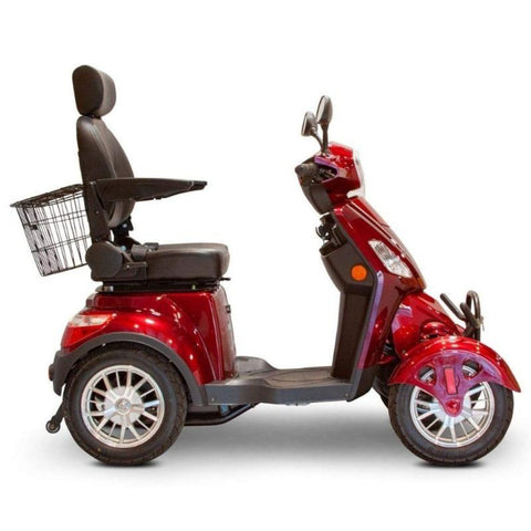Image of EWheels EW-46 Electric 4-Wheel Mobility Scooter Right Side View