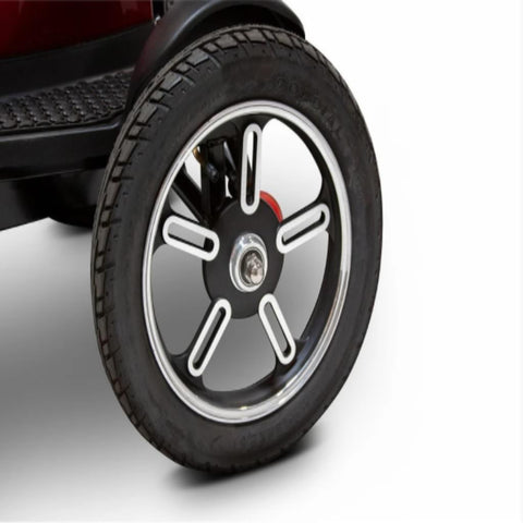 EWheels EW-Big Wheels 3-Wheel Electric Scooter Rear Wheel