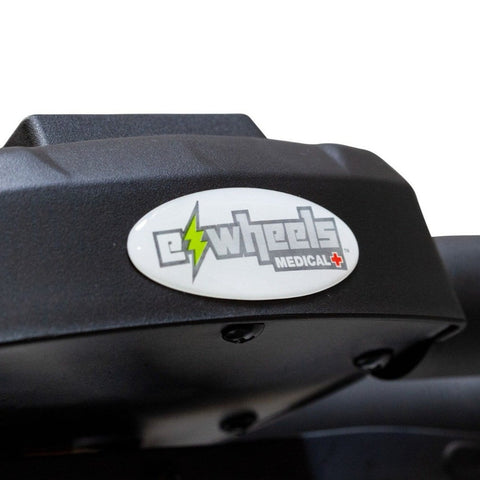 EWheels EW-M35 4-Wheel Travel Mobility Scooter Logo