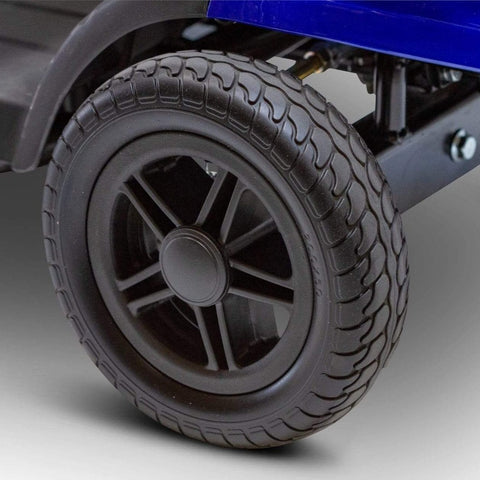 Image of EWheels EW-M35 4-Wheel Travel Mobility Scooter Rear Tire