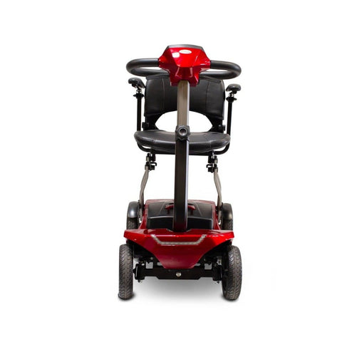 EWheels EW-REMO Auto-Fold 4-Wheel Travel Scooter Front View