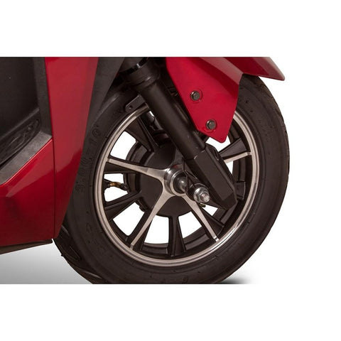 EWheels EW-10 Sport 3-Wheel Scooter Front Tire
