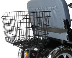 "EV Rider Extra Large Rear Wire Basket 16"" L X 24"" W X 16"" Deep HW-94018036"