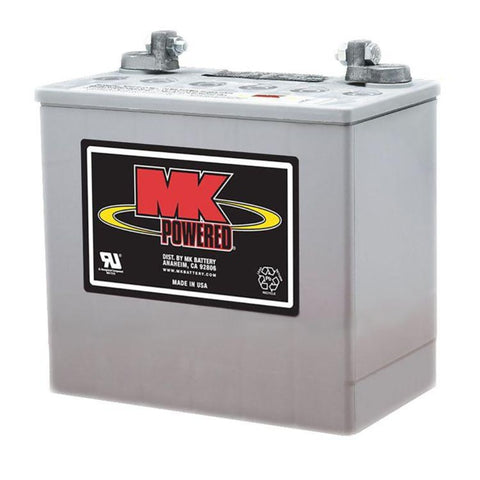 MK Battery 12V 51Ah Deep Cycle Sealed Gel Mobility Battery