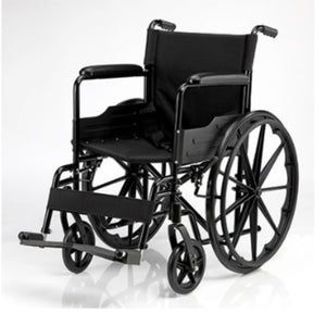 Merits Health ACADIA N211 Standard Wheelchair With Leg Supports