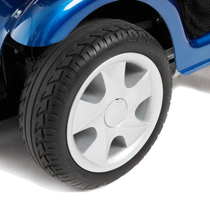 Merits Health Dualer Powerchair P312 Thick Rubber Tires