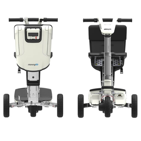 Moving Life Atto Folding Scooter TE-AT01-100-B2-0 With Pack and Without Pack