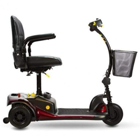 Shoprider Dasher 3 Portable 3 Wheel Mobility Scooter GK83 Right Side View