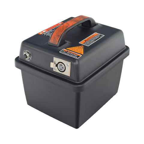Shoprider SL73 Replacement Battery Set With Battery Box