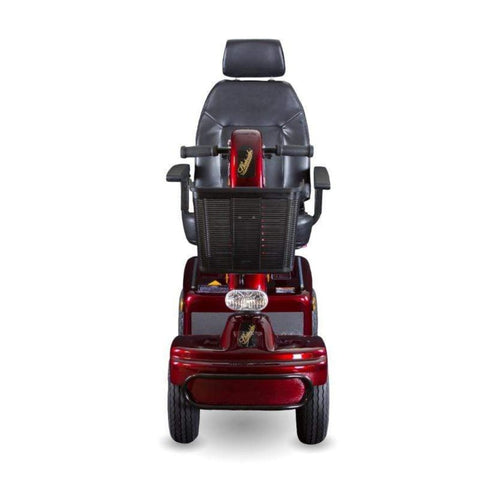 Image of Shoprider Sprinter XL4 Heavy Duty 4 Wheel Mobility Scooter 889B-4 Front Light And Basket