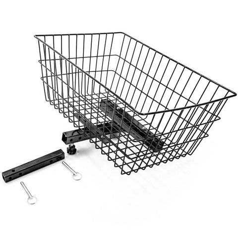 Shoprider Rear Basket With Tightening Knob RB-209916-(K)