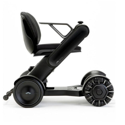 Image of WHILL Model Ci Travel/Portable Power Wheelchair 210-06874 In Black Right Side View