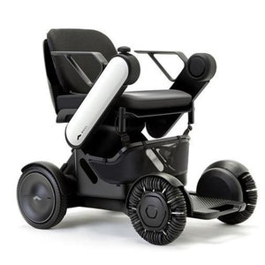 WHILL Model Ci Travel/Portable Power Wheelchair 210-06874 In White Right Side View
