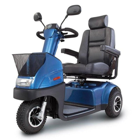 Image of Afikim Afiscooter Breeze C3 3 Wheel Mobility Scooter FTC3078