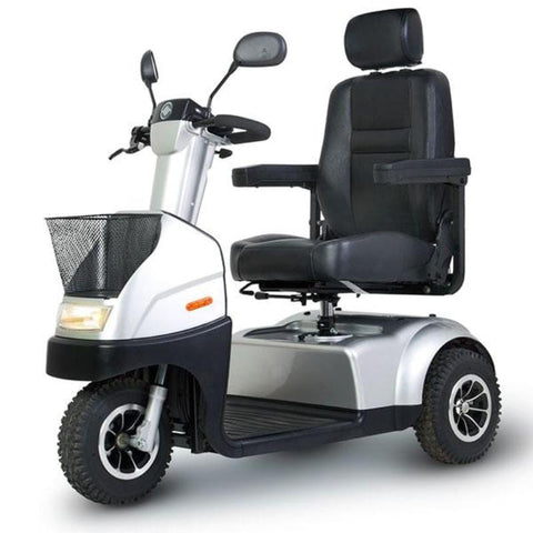 Afikim Afiscooter Breeze C3 3 Wheel Mobility Scooter FTC3078
