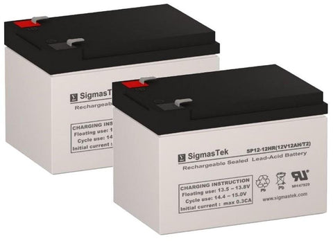 Drive Medical Scout Battery (2 Batteries) SP12-12