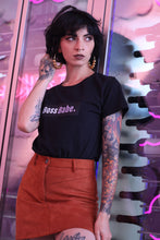 "Charger l'image dans la galerie, Tee-shirt ""Boss Babe"" Silver Manner"