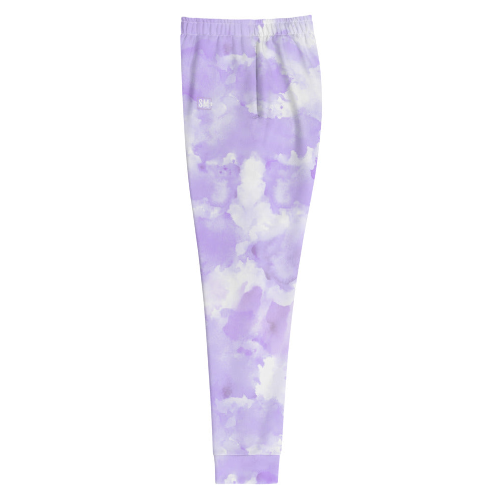 Jogging tie dye lilas Silver Manner