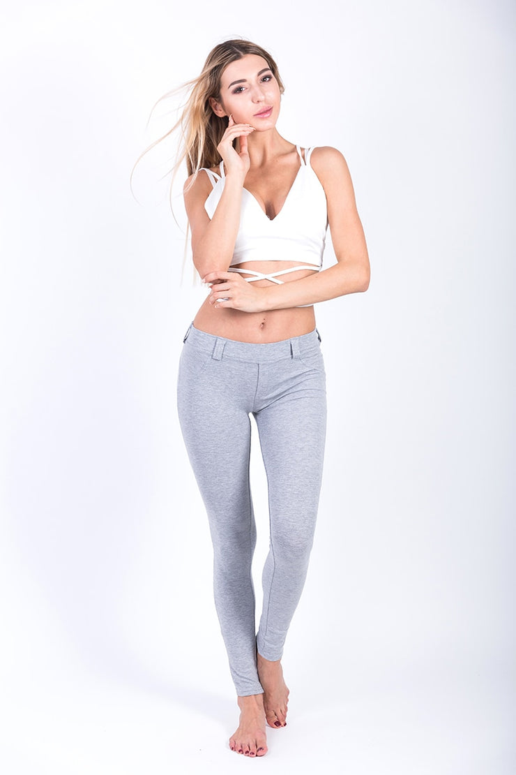 Light Gray Legging