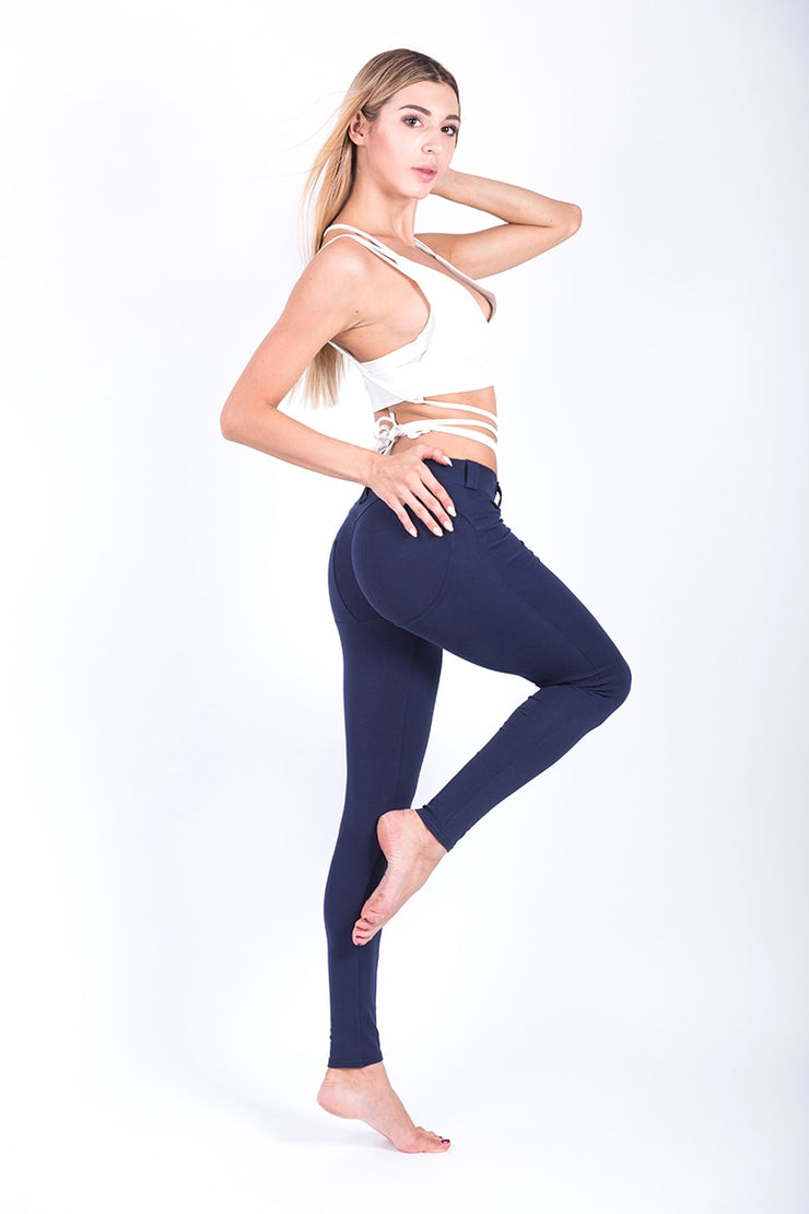 Royal Blue Legging