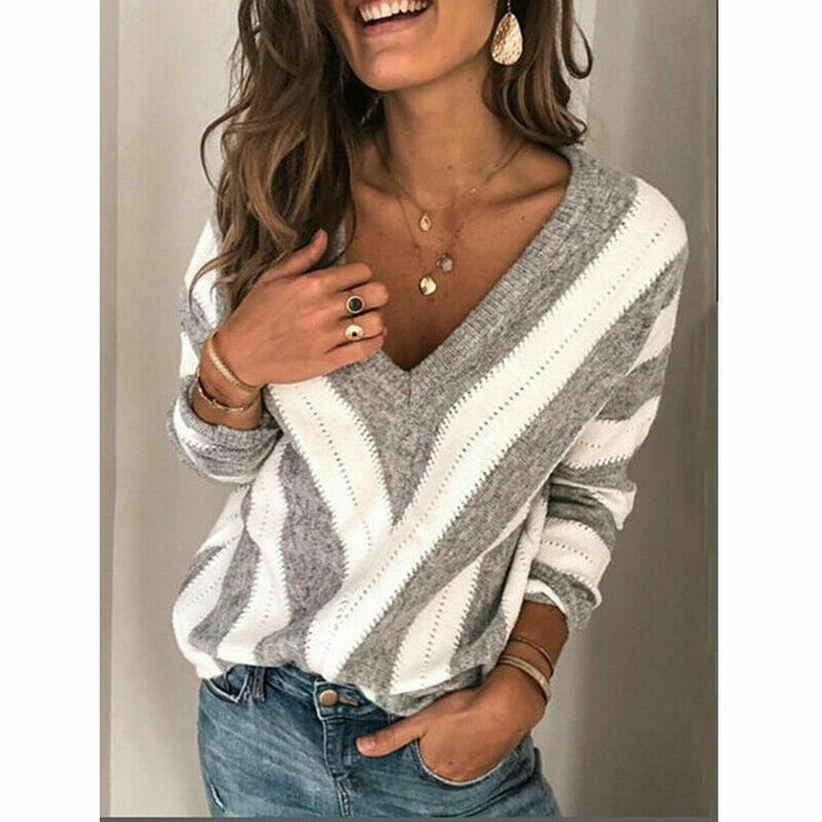 Knitted Loose Top