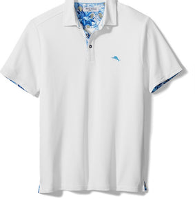 Tommy Bahama 5o'clock Tropic Polo- 2 colors