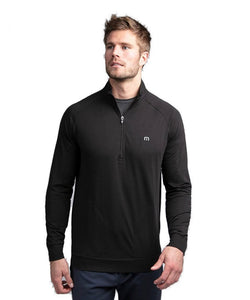 Travis Mathews Quarter Zip- 2 colors