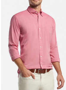 Peter Millar Garment Dyed Cotton Blend