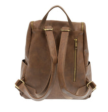 Load image into Gallery viewer, Joy Susan Kerri Side Pocket Backpack- 6 Colors