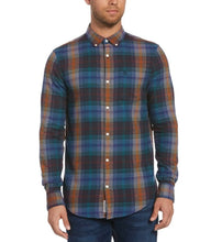 Load image into Gallery viewer, Original Penguin Plaid Flannel Shirt