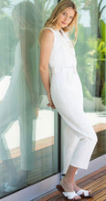Load image into Gallery viewer, Tart Ivory Jumpsuit