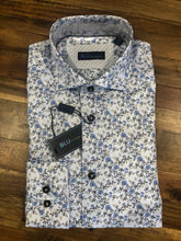 Load image into Gallery viewer, Blu by Polifroni Flower Sport Shirt