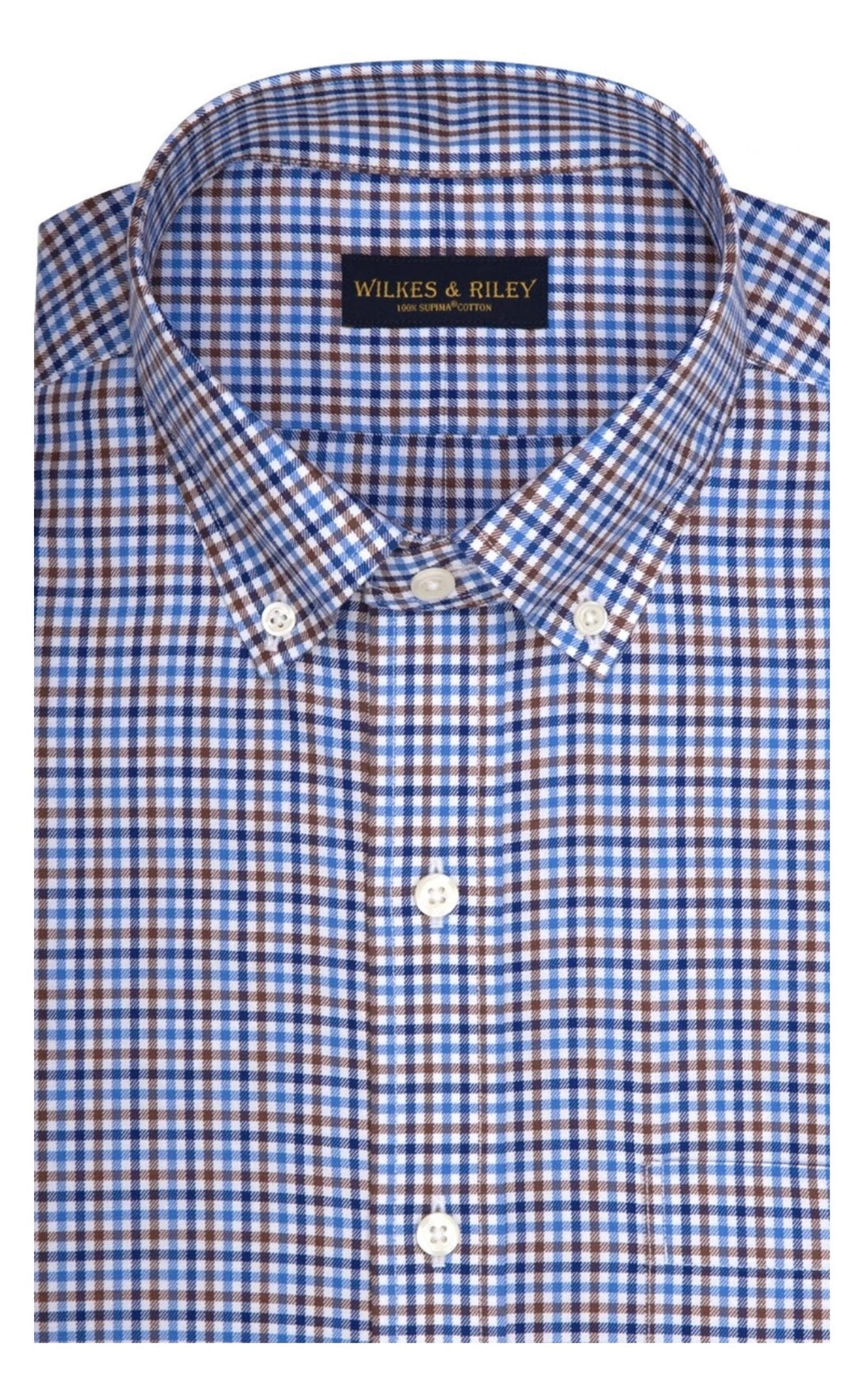 Wilkes & Riley Multi-Color Check