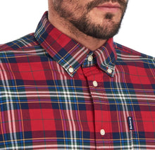 Load image into Gallery viewer, Barbour Highland Check 11 Tailored Shirt