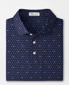 Peter Millar Seeing Double Performance Jersey Polo